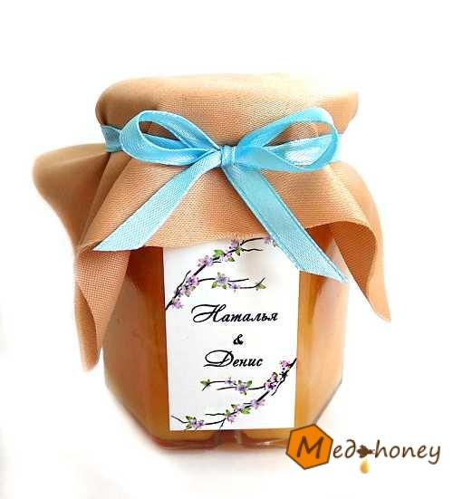 Бонбоньерки мед