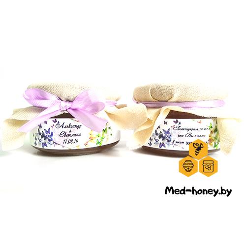 бонбоньерки с медом в Минске