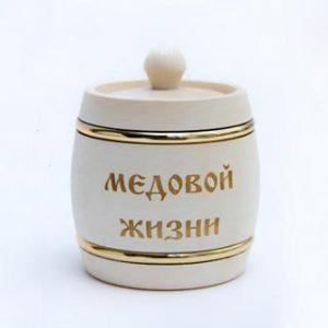 Оригинальный подарок – Бочонок для меда в РБ