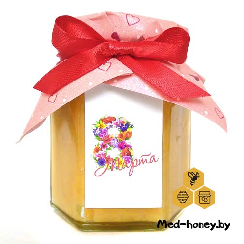 Подарок на 8 марта сотрудницам в Минске по низкой цене от (med-honey.by)
