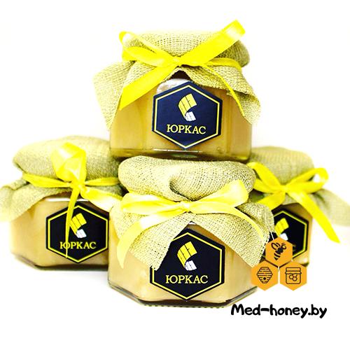 корпоративный подарок с медом