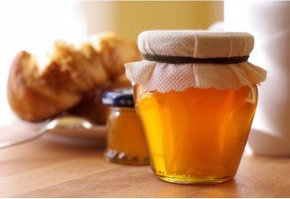 Употребление меда в Минске