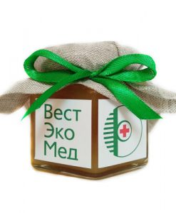 корпоративные подарки на новый год med-honey.by