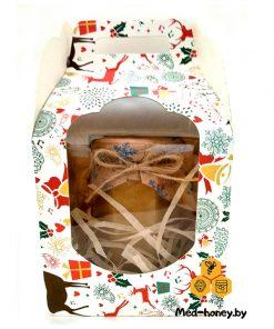 мед в подарочной коробке 280 мл