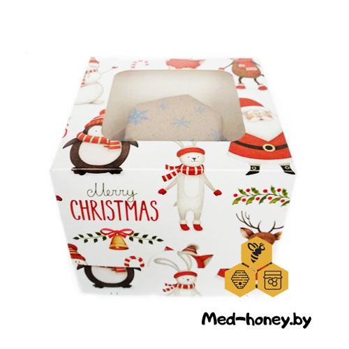 мед в подарочной упаковке