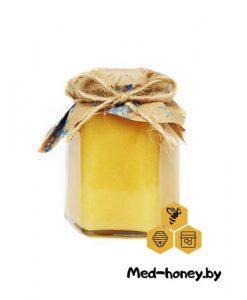 украшенная баночка с медом 165 мл